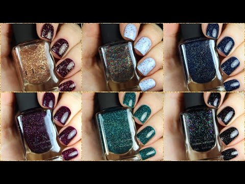 ILNP All Nighter Collection | Live Swatch