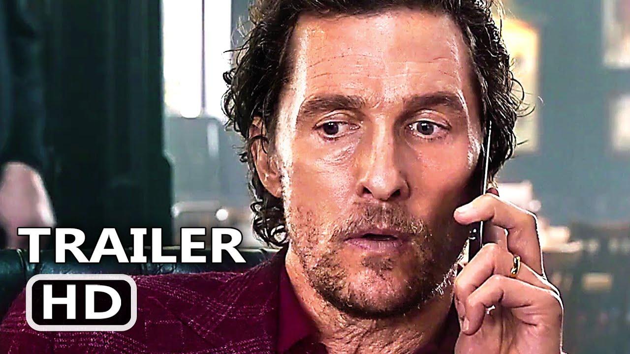 THE GENTLEMEN Trailer (2020) Matthew McConaughey, Charlie Hunnam, Action Movie