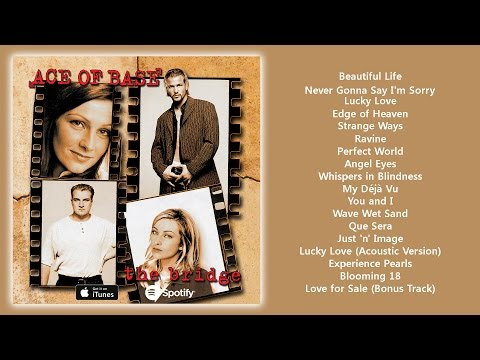 Ace Of Base - The Bridge (1995) [Full Album]
