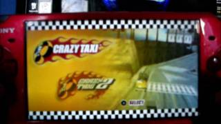 Crazy Taxi:Fare Wars Review (PSP)
