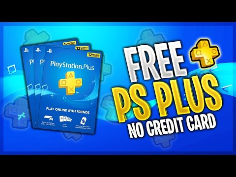*UPDATED* HOW TO GET PLAYSTATION PLUS FOR FREE | UNLIMITED PS PLUS FOREVER | NO PAYMENTS (JUNE)