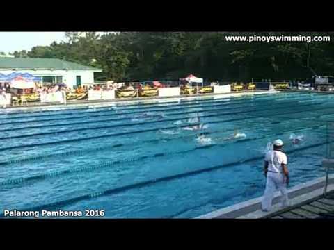 Palarong Pambansa 2016   Elementary Boys 100m Backstroke Finals