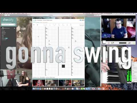 Sia - Chandelier - Connie Talbot Cover with LYRICS + CHORDS