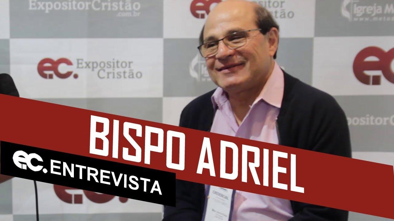 Entrevista | Bispo Adriel de Souza Maia | Feira Flic 2017