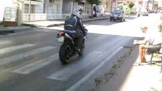 Traction Control - Test by David125 7BIKERS.IT  -