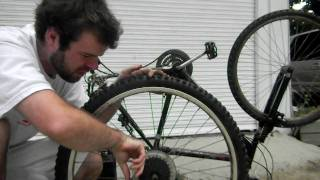 How to Repair a Broken Bicycle Spoke