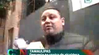 Rentería denuncia a Lety Salazar ante la PGR