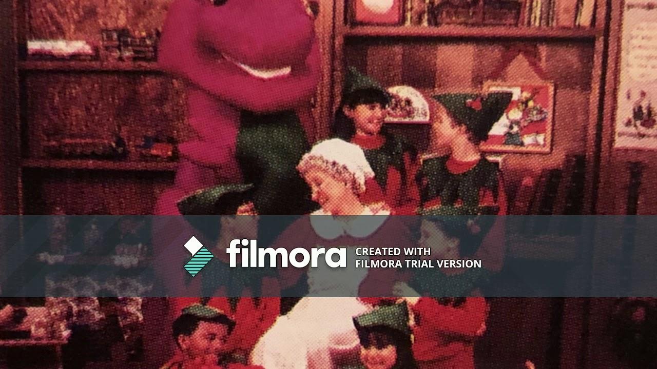 Barney & The Backyard Gang: Waiting For Santa Cassette ...