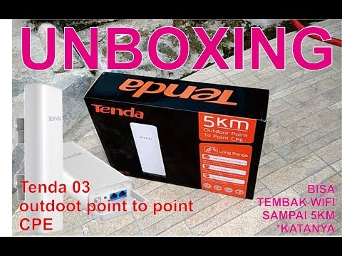 unboxing-tenda-03-point-to-point-cpe-katanya-up-to-5km
