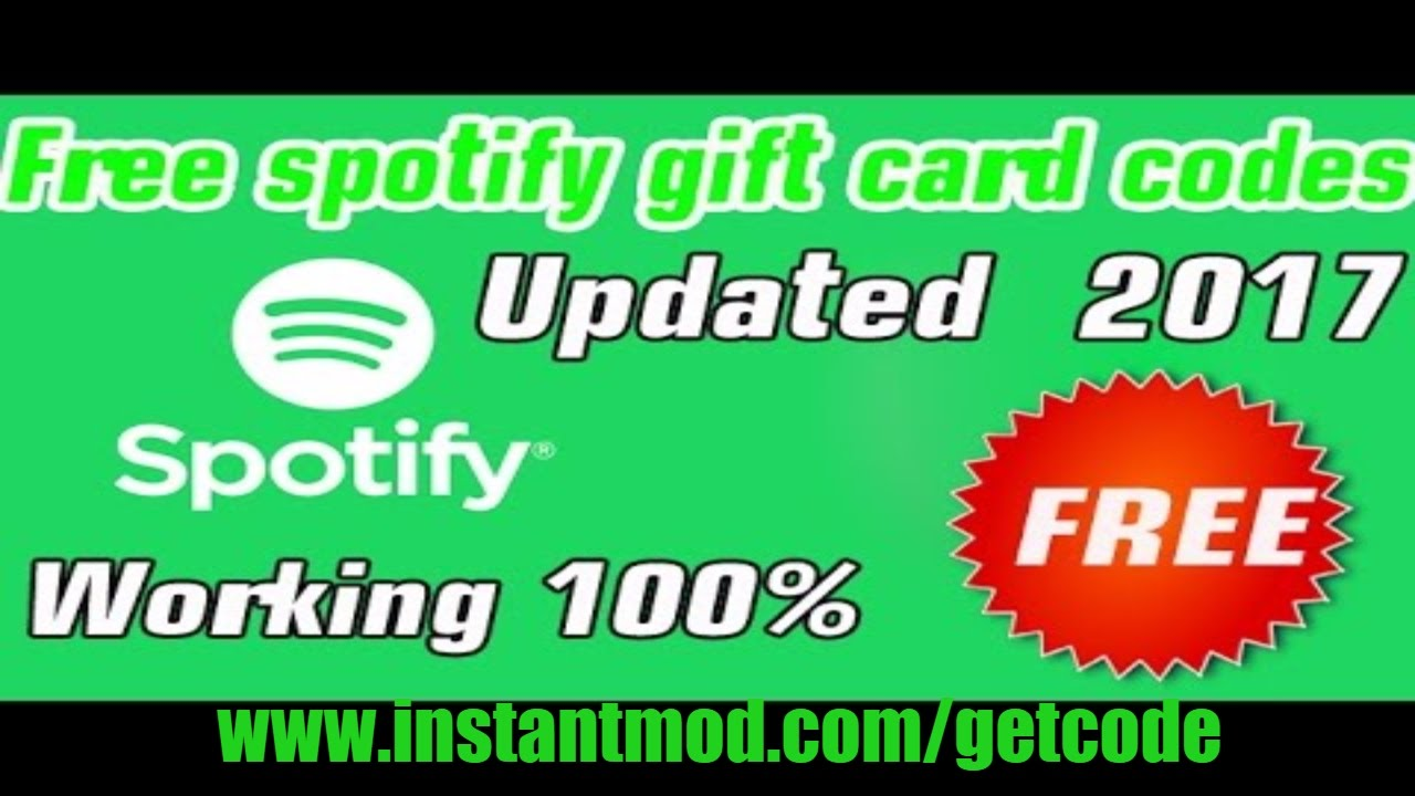 Spotify Gift Codes Amazon