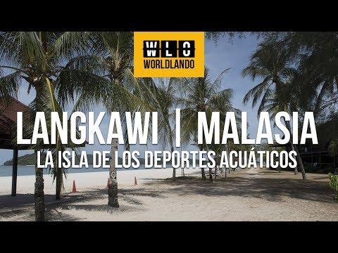 LANGKAWI, la isla de los deportes acuáticos de Malasia | Worldlando