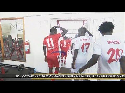 NKANA FC 2-1 SIMBA SC; HIGHLIGHTS & INTERVIEWS (CAF CL 15/12/2018)