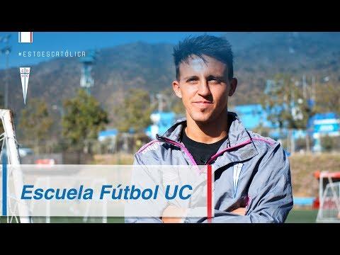 Buonanotte Acompaña A Su Hijo A La Escuela Fútbol UC