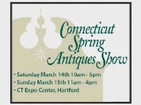 CT SPRING ANTIQUES SHOW 1