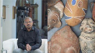 Doação de obras africanas | Coleção Ivani & Jorge Yunes + Museu Oscar Niemeyer