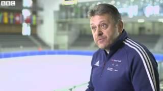 BBC News Blades of glory  Speed skater Elise Christie on 2014 Sochi Winter Olympics