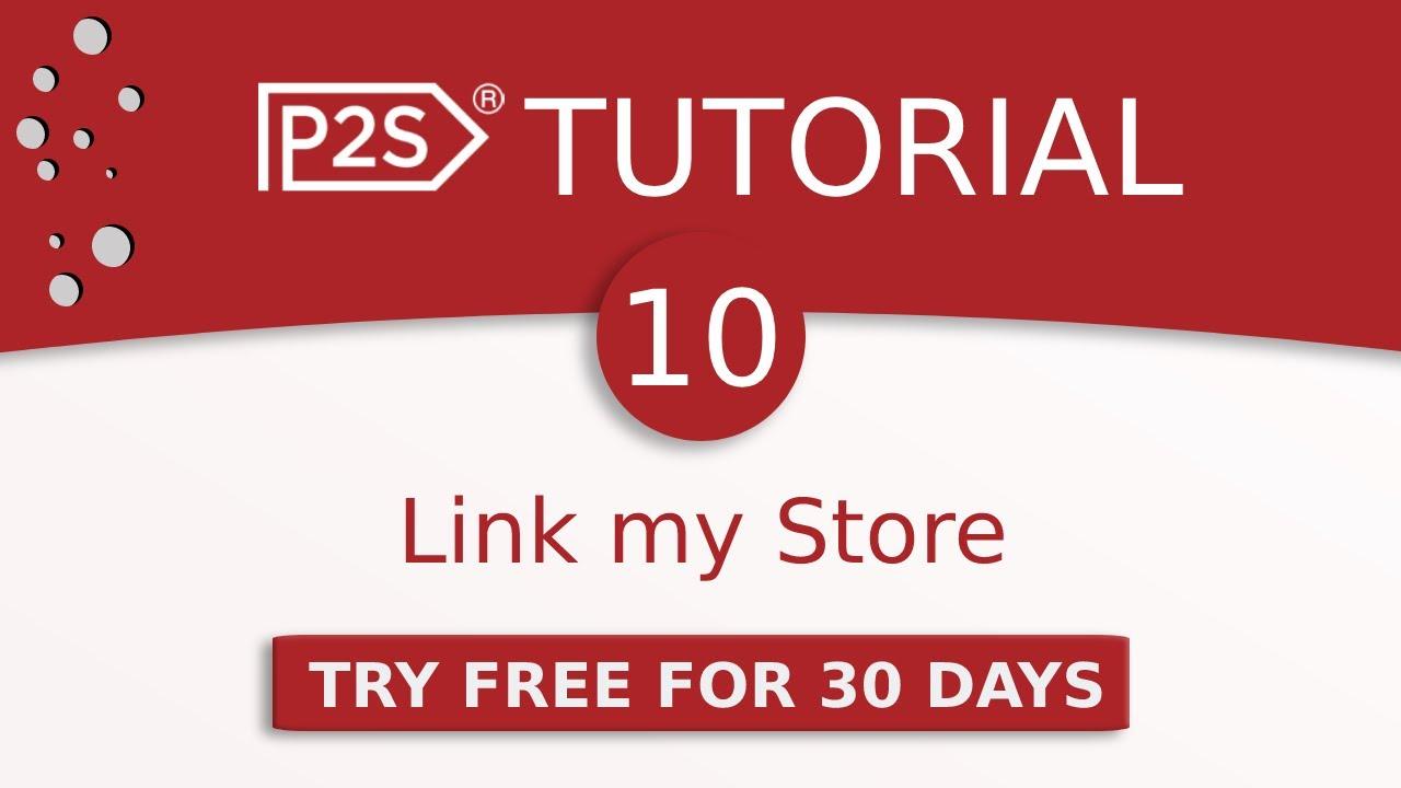 Price2Spy tutorial #10 - Link my store