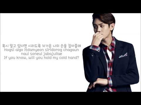 Yang Yoseob (BEAST) - Why Don't You Know? (왜 모르니) (eng sub + romanization + hangul) [HD]