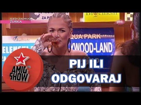 Pij ili Odgovaraj - Ami G Show S10 - E37
