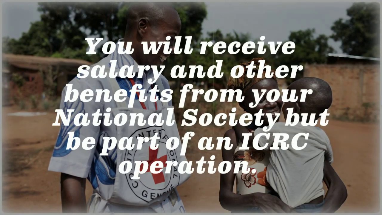 Choosing your possible future employer: ICRC or your National Red