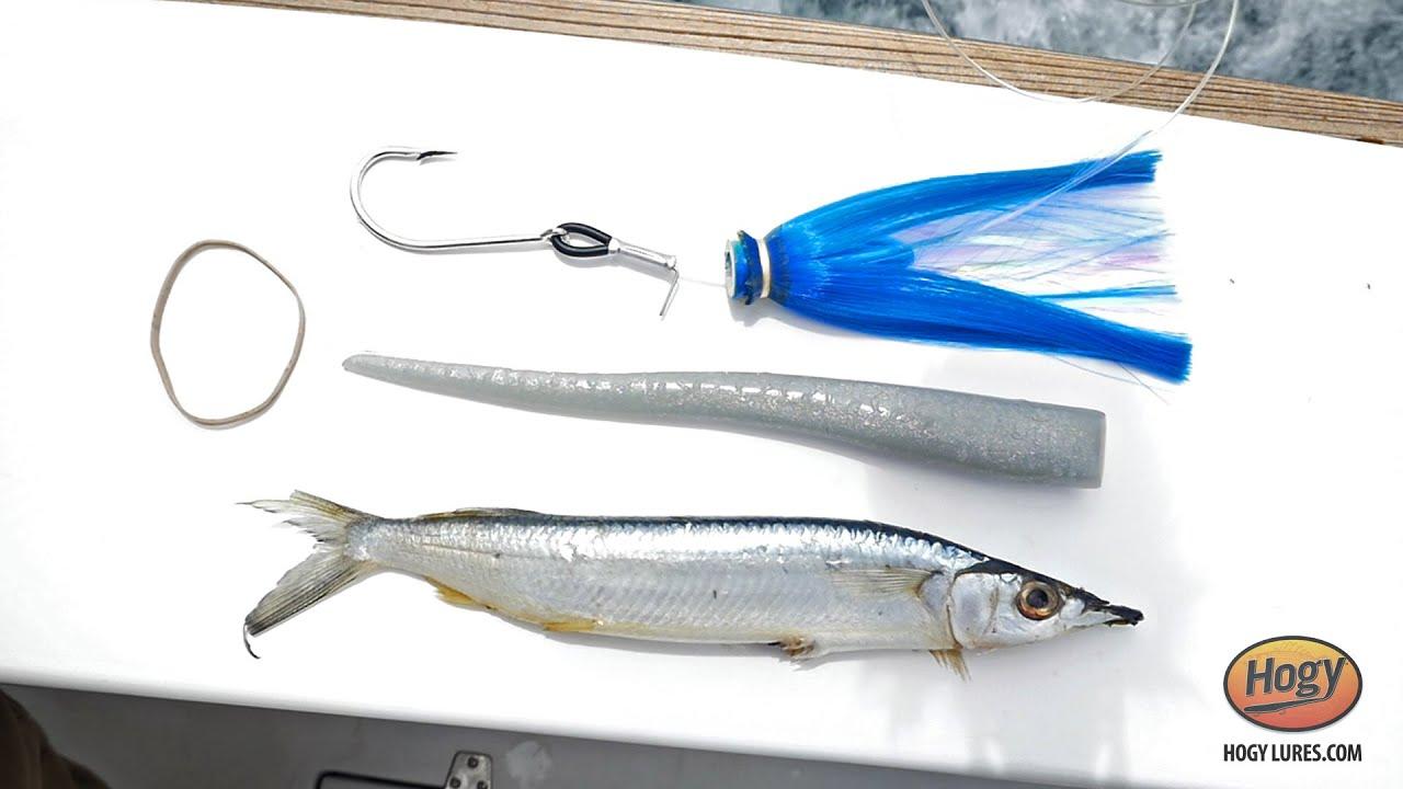 Video: Trolling for Bluefin with Bluemax Ballyhoo – Hogy