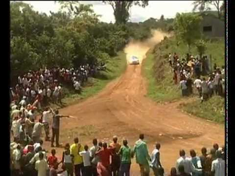 video KCB safari rally 2009-pearl of uganda