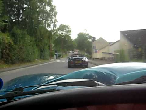 Grand Touring Luxembourg in a Mantis