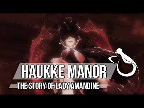 Haukke Manor - The Story of Lady Amandine (Final Fantasy XIV)