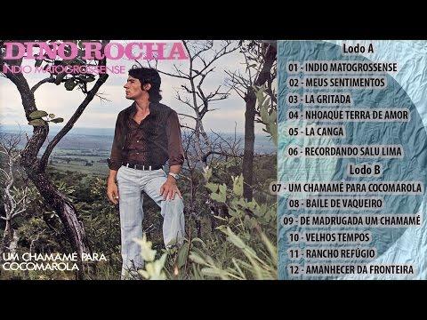 Dino Rocha - Um chamamé para Cocomarola  (1983) (LP Completo)