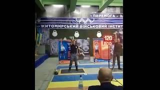 Гвардейский рывок 24 кг - 311 раз. Ткачук Николай - абсолютный победитель 24.02.2018.