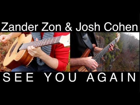 'See You Again' - Zander Zon (acoustic bass) & Josh Cohen (6 string bass)
