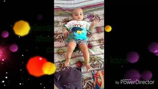 6 month baby fun activity