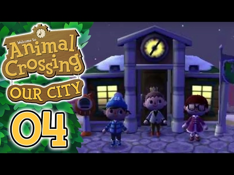 ANIMAL CROSSING : OUR CITY - LE LIVE DU BUG !