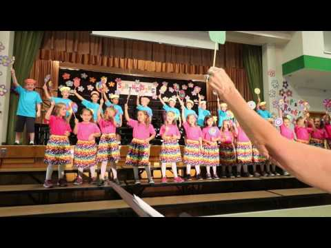 St Hedwig School 2017 Spring Sing Grade K