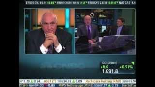 Ken Langone and Jim Cramer talk Bucknell