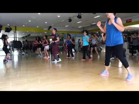 Bodyjam 66 Fitness First Alabang Make the Crowd Go