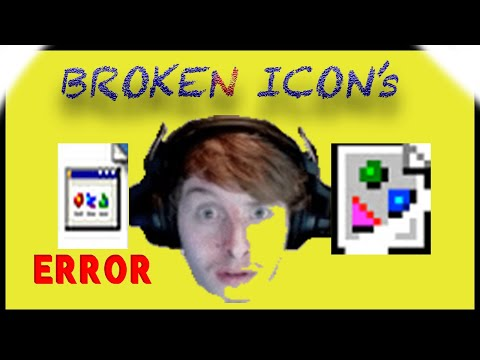 How To Fix Blank Corrupt Icons On Windows 7 8 81 10