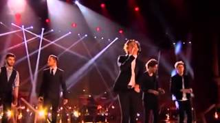 One Direction (Live) - Story of my life (without auto-tune)