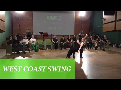 KIWI Fest, Open Strictly Finals