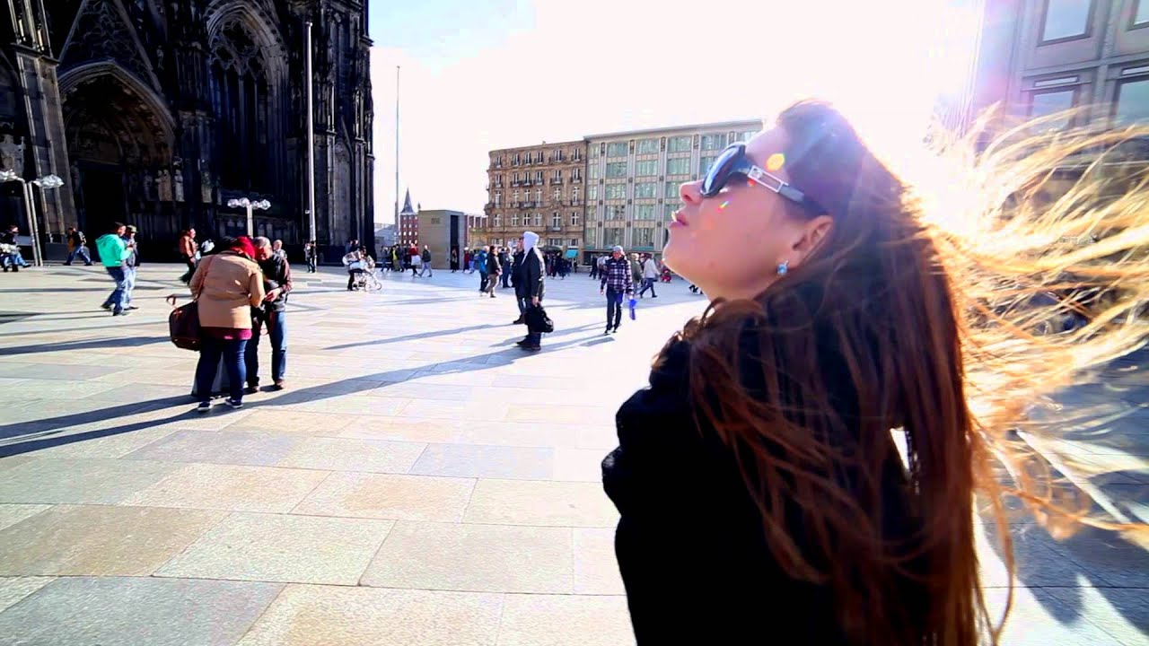 Nastya Kamensky completely undressed on vacation
