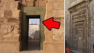 Descubierta Alta Tecnología en Egipto (Templo de Karnak)