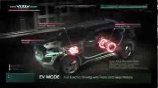 Subaru VIZIV concept 2013 Videos