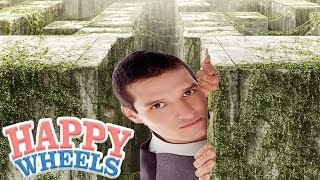 迷路の謎を解いても死ぬ - Happy Wheels 実況プレイ - Part36 thumbnail