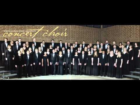 There is Sweet Music | Edward Elgar [NDSU Concert Choir]