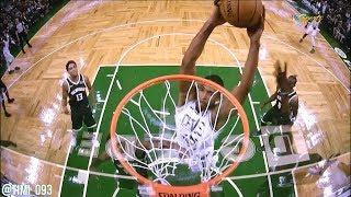 Al Horford Highlights vs Milwaukee Bucks (20 pts, 9 reb, 8 ast)