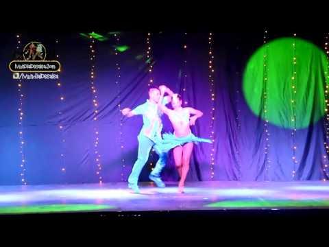Valentina y Camilo, 2do Interno Salsa Viva y Tango Vivo