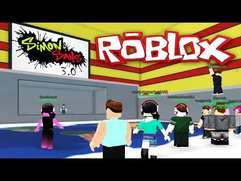 Roblox Adventures / Simon Says 3.0 / Dodgeball!!