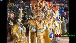 Diablada Ferroviaria - Carnaval de Oruro 2015