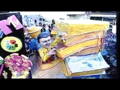 Carnevale Tempiese 2019 - Sfilata Domenica - 4° parte