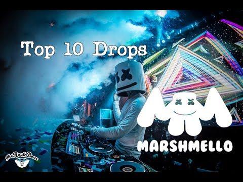 Marshmello - Top 10 Drops